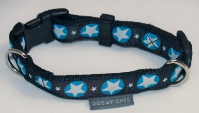 Black Star Collar for your dog