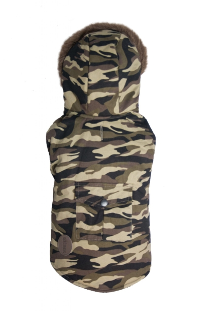 Camo parker for your dog