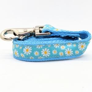 flower dog lead