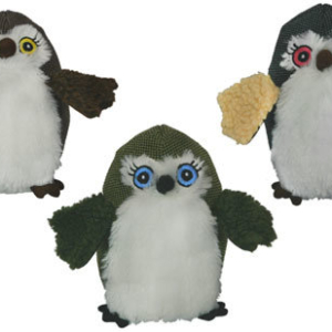 Twit-Twoos toy for your dog
