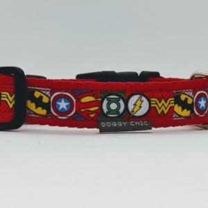 superhero collar for your dog