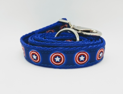 captaiin america lead for your dog