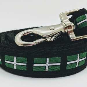 doggy chic devon flag lead
