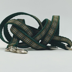Irish National Tartan for Small Dogs and Puppies