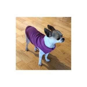 fleece dog jumper