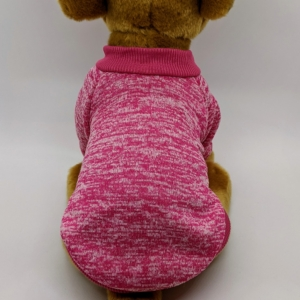 Sweatshirt Dog Jumper in Cerise