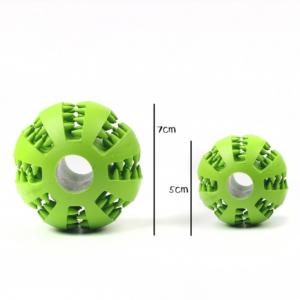 interactive dog treat ball