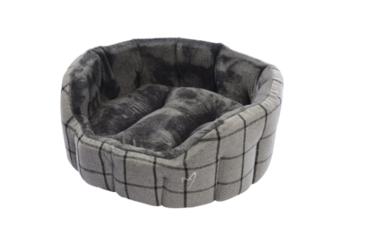 soft comfortable camden deluxe dog bed