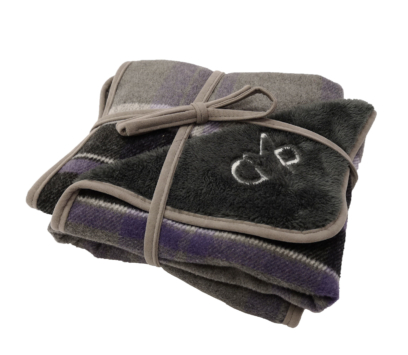 warm and cosy dog blanket