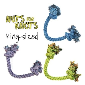 Interactive Nuts for Knots 2 Knot Flossin Fun – King Sized