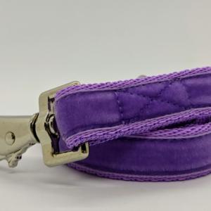 Lilac Dog Lead