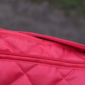 red dog coat