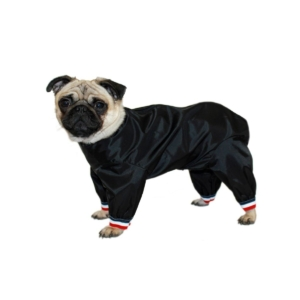 waterproof dog trouser suit
