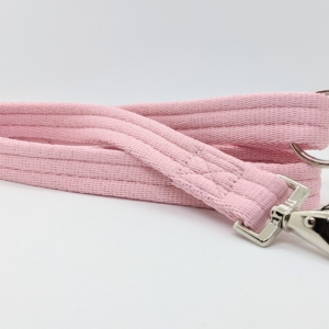 pink dog lead