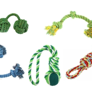 Interactive Rope Toys