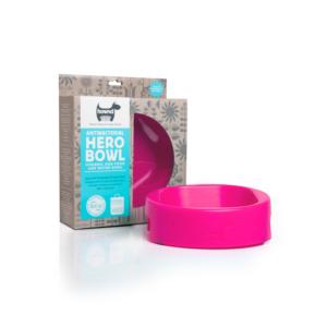 antibacterial dog bowl